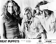 Meat Puppets Promo Print