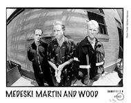 Medeski Martin & Wood Promo Print