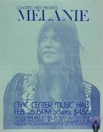Melanie Handbill