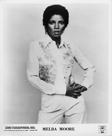 Melba Moore - Read My Lips / Never Say Never