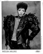 Melba Moore Promo Print