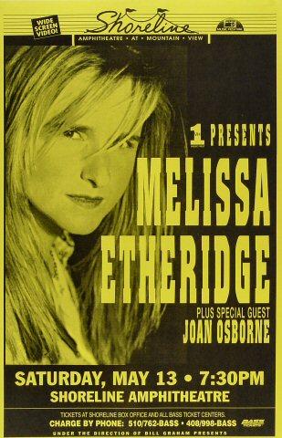 Melissa EtheridgePoster