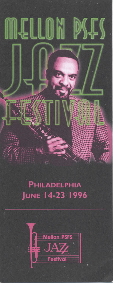 Mellon Jazz Festival Program