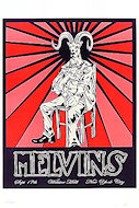 Melvins Poster