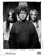 Melvins Promo Print