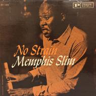 Memphis Slim Vinyl (Used)