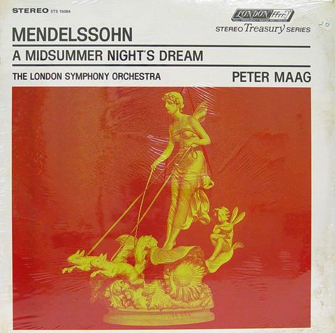 Mendelssohn Vinyl (New)
