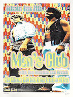Mensclub Poster