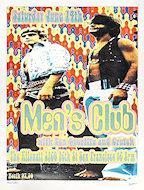 Mensclub Poster