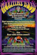 Merl Saunders and the Rainforest Band Poster