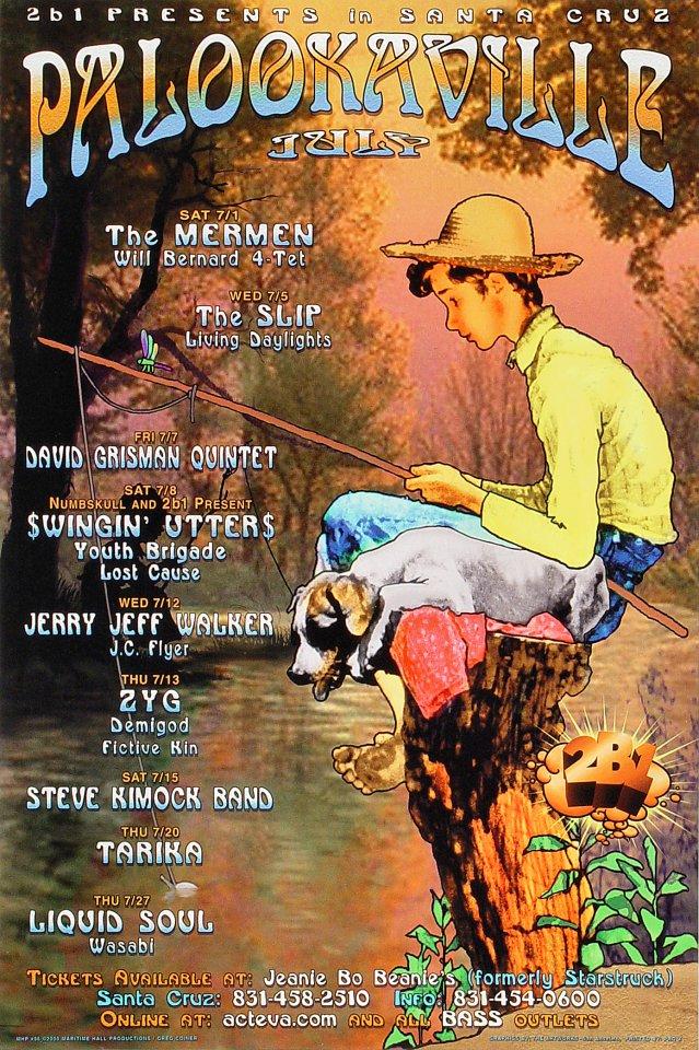 Mermen Poster