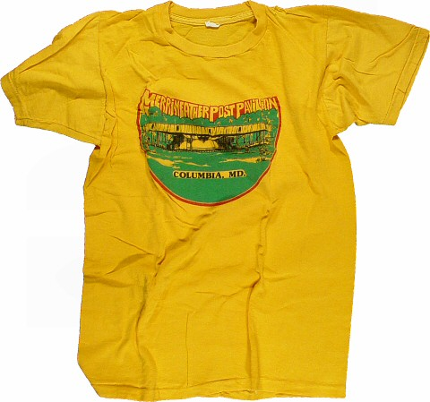 Merriweather Post PavilionMen's Vintage T-Shirt
