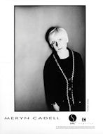 Meryn Cadell Promo Print