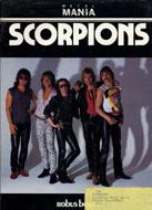 Metal Mania: Scorpions Book