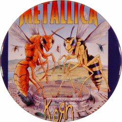 Metallica Pin