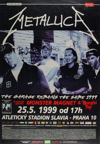 MetallicaPoster