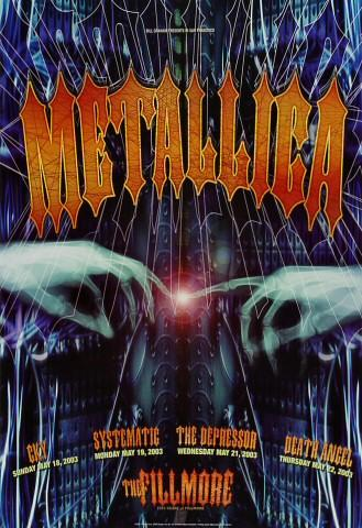 Metallica Poster