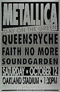 Queensryche Poster