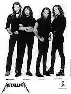 Metallica Promo Print