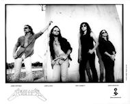 Metallica Promo Print