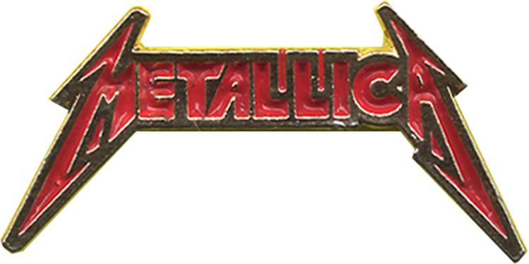 MetallicaVintage Pin