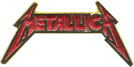 Metallica Vintage Pin