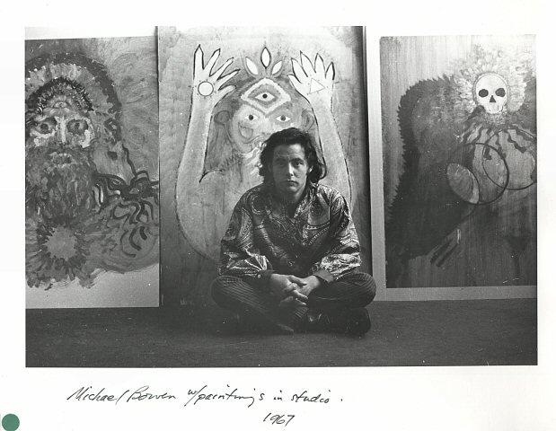 Michael BowenPremium Vintage Print