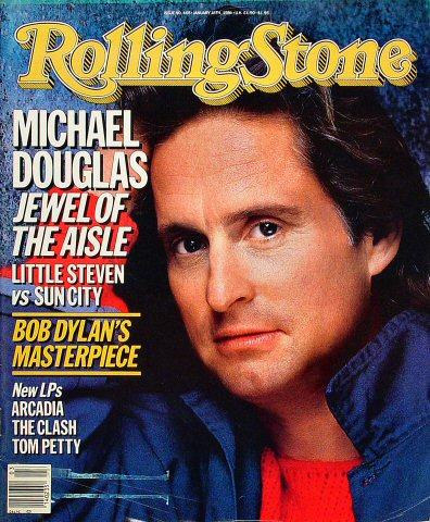Michael DouglasRolling Stone Magazine