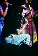 Michael Franti BG Archives Print