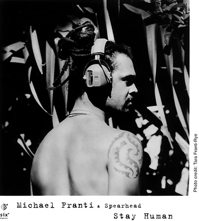 Michael FrantiPromo Print