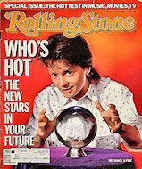 Michael J. Fox Rolling Stone Magazine