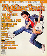 Michael J. Fox Rolling Stone Magazine