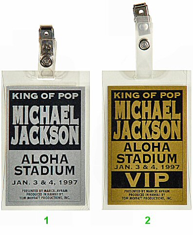Michael Jackson Laminate