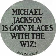 Michael Jackson Sticker