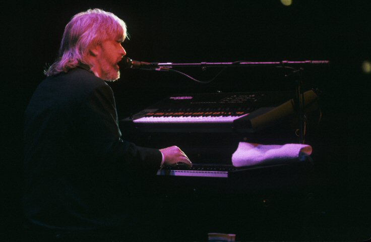 Michael McDonald BG Archives Print