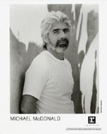 Michael McDonald Promo Print
