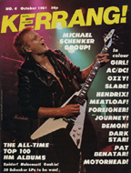 Michael Schenker Group Magazine