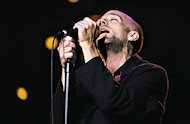 R.E.M. BG Archives Print