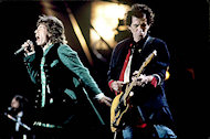 The Rolling Stones BG Archives Print