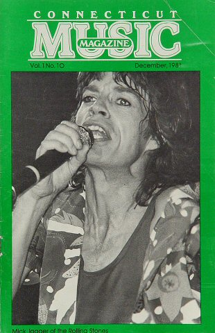 Mick JaggerMagazine