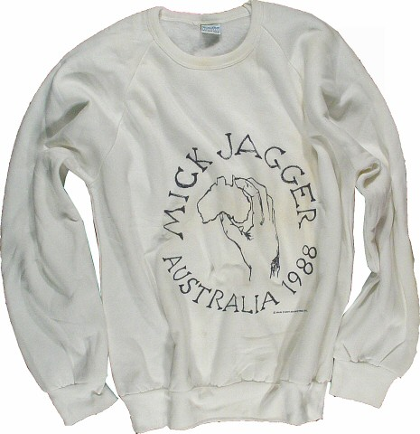 Mick JaggerMen's Vintage Sweatshirts