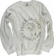 Mick Jagger Men's Vintage Sweatshirts