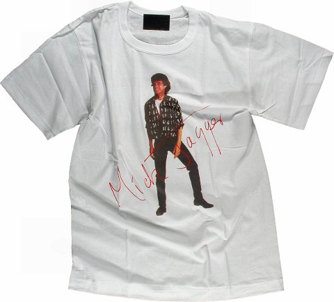 Mick Jagger Men's Vintage T-Shirt