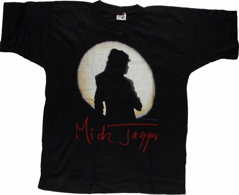 Mick JaggerMen's Vintage T-Shirt