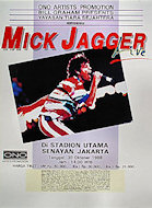 Mick Jagger Poster