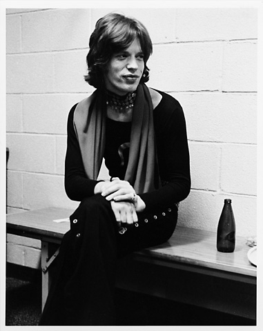 Mick JaggerPremium Vintage Print