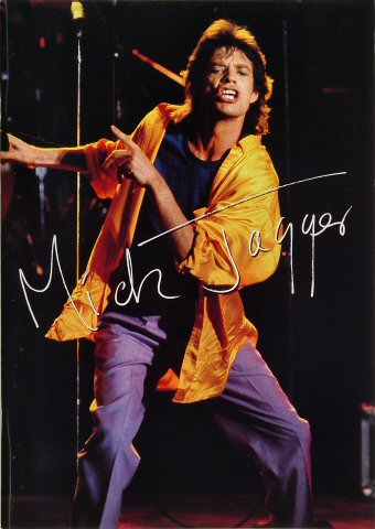 Mick Jagger Program