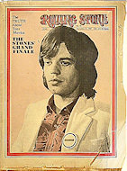 Mick Jagger Rolling Stone Magazine