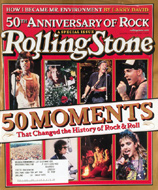Mick Jagger Rolling Stone Magazine