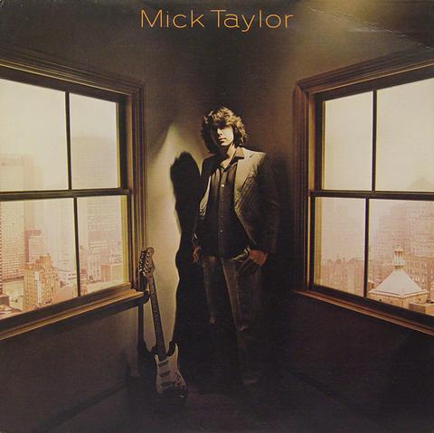 Mick Taylor Vinyl (Used)